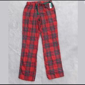 Old Navy Women's XS Extra Small Plaid Long Pants